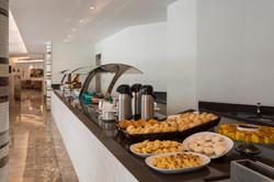 Sleep Inn Vitória Praia do Canto - Buffet - Café da manhã