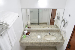 Hotel Praia Centro - Banheiro