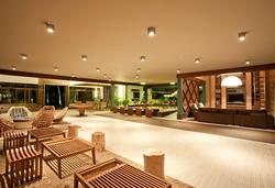 Carmel Charme Resort - Saguão do Hotel
