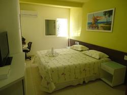 Hotel Des Basques- Apto Duplo Casal.