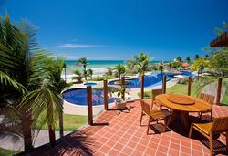 Carmel Charme Resort - Vista para Piscina-Praia