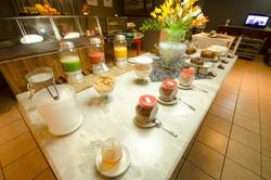 Voa Hotel Paraíso das Águas- Café da manhã