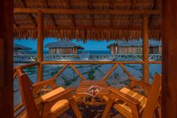 Jaguaribe Lodge  - Apto -  Varanda