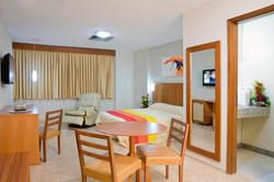 Hotel Praia Centro - Apto Duplo Casal