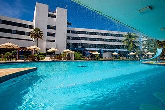 Dell Mar Hotel - Área Externa - Piscina.jpg