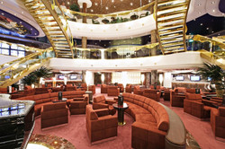 MSC Splendida- Lounge
