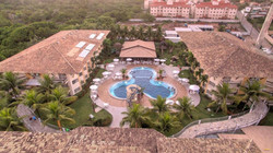 Aldeia da Praia Hotel - Vista Aérea