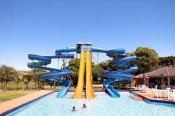 Machadinho Thermas Resort SPA - Parque aquatico