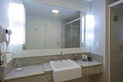 Dell Mar Hotel- Apto - Banheiro