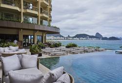 Fairmont Rio de Janeiro - Área Externa