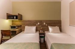 Sleep Inn Vitória Praia do Canto - Apto Duplo