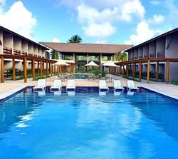 Tabaobi Smart Hotel - Área lazer - Pisci