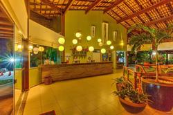 Aldeia da Praia Hotel - Recepção