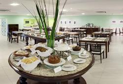 Bahia Plaza Hotel - Buffet - Café da Manhã