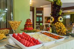 Aldeia da Praia Hotel - Buffet - café da manhã