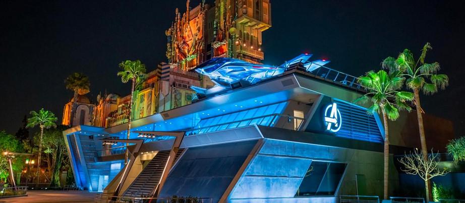Disneyland inaugurará área temática dos Vingadores em junho. Veja o vídeo.