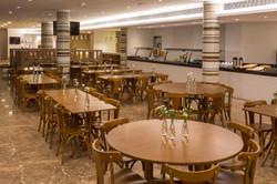 Sleep Inn Vitória Praia do Canto- Restaurante