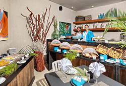 Tabaobi Smart Hotel - Café da manhã - Bu