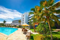 Dell Mar Hotel - Área Externa