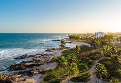 Hotel Mar Brasil -  Praia Farol de Itapuã - Copia
