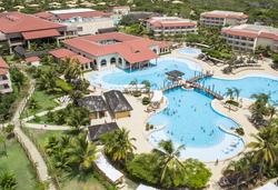 Grand Palladium Imbassaí Resort & Spa - Vista aérea