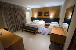 Voa Hotel Paraíso das Águas- Apto Triplo