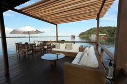 Anavilhanas Lodge - Área Externa - Loung