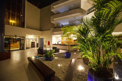 Dell Mar Hotel- Recepção