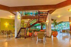 Aldeia da Praia Hotel - Área Interna