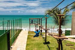 Ocean Palace Beach Resort e Bungalows - Instalações Esportivas