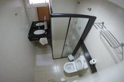 Hotel Des Basques- Apto- Banheiro