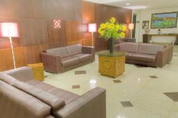 Nacional Inn Araxá Previdência - Saguão.