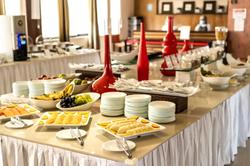 Hotel Praia Centro - Buffet - Café da manhã (1)