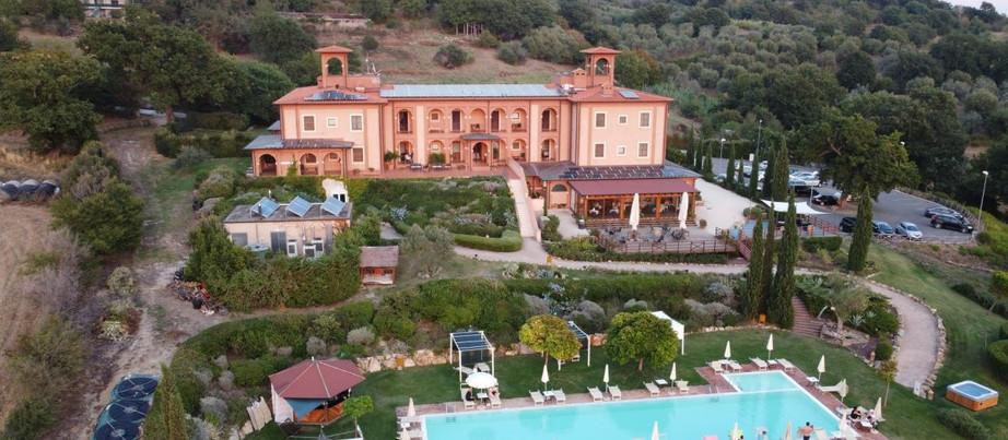 Hotéis e Resorts para conhecer em 2021: Saturnia Tuscany Hotel Resort – Saturnia – Toscana