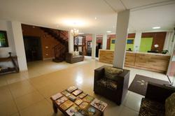 Voa Hotel Paraíso das Águas - Recepção - Saguão