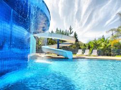 Vilage Inn All Inclusive Poços de Caldas - Área Extera - Piscina