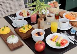 Porto Kaeté - Café da manhã