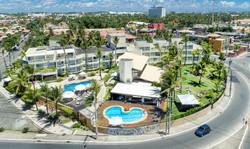 Hotel Mar Brasil -  vista aerea
