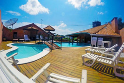 Voa Hotel Paraíso das Águas- Área Externa