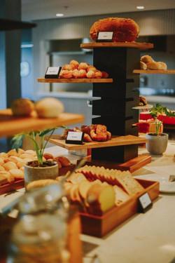 Esuítes Itá Resort & Eventos by Atlantica- Café da manhã - Buffet