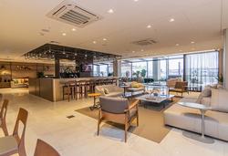 Mercure Itajaí Navegantes - Bar do hotel