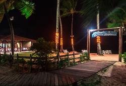 Village Paraíso Tropical - Entrada do Hotel