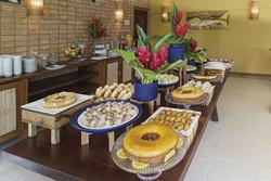 Hotel Via dos Corais - Buffet