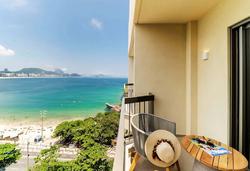 Fairmont Rio de Janeiro - Apto Duplo Luxo