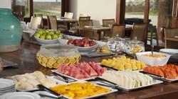 Jatiúca Hotel & Resort- Buffet - Café da manhã