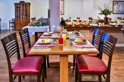 Copacabana Suites by Atlantica - Restaurante - Buffet