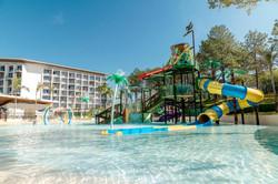 Novotel Itu Terras de São José Golf & Resort - Área Externa - Piscina infantil