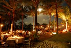 Txai Resort Itacaré - Restaurante area externa