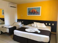 Saint Patrick Praia Hotel - Apto Triplo