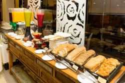 Wyndham Golden Foz Suítes - Café da Manhã - Buffet